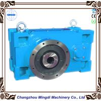 China zlyj Horizontal 800~100000N.m Torque Non-standard Gearbox Reducer with Electrical Motor on sale