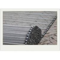 Quality Balanced 304 Stainless Steel Mesh Conveyor Belt With High Temperature Resistant wholesale