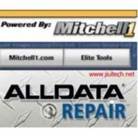Quality 2014 ALLDATA (10.53) Mitchell OnDemand 2 IN 1, 1000G Content wholesale