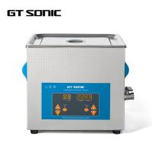 Quality 400W Heating Power Digital Ultrasonic Cleaner 1 - 99 Min Time Setting wholesale