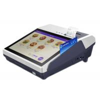 Cheap Android Touch POS with Fingerprint Barcode Scanner Thermal Printer for sale