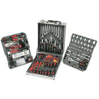 China 186pcs Universal Garage Working Fix Hand Tool Set for Industrial or Home Garden on sale
