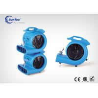 Quality 2700 CFM 3 / 4HP  Electric Carpet Drying Machine Light Weight 4 Drying Positions wholesale