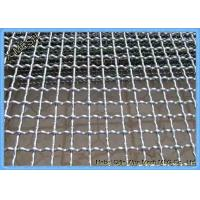 Quality 1/2 Inches Aluminum Crimped Woven Wire Mesh For Mine 1m X 25m Size wholesale