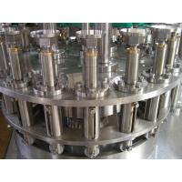 China PET Plastic / Glass Bottle Filling Machine , Drinking Water Filling Equipment on sale