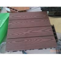 Quality DIY WPC decking tiles wholesale