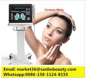 Quality salon hifu machine / high intensity focused ultrasound hifu for wrinkle removal wholesale