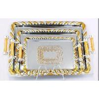 Quality Stainless Steel Food Trays wholesale