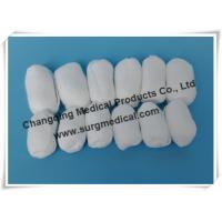 Quality Medical Pleget Peanut Cotton Gauze Wound Dressing Ball With or Without Blue X Ray wholesale