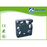 Quality 12V DC Cooling Fan 3.92 cfm  1.2W  for LED industry , DC Axial Fans for sale