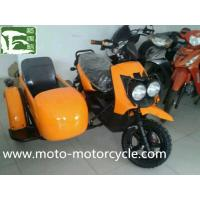Quality Chinese Factory Military 350cc Three Wheel Motorcycle With Sidecar Side Wheel Trike wholesale