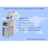 Quality Water Oxygen Skin Rejuvenation Machine Oxygen Jet Peel Skin Care wholesale