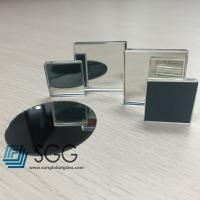 Quality Ultra Clear Low Iron Silver Mirror Glass Price 4mm 5mm 6mm wholesale