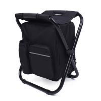 China Multifunctional Ice Sewing 6 Can Cooler Collapsible With Padded Shoulder Strap on sale