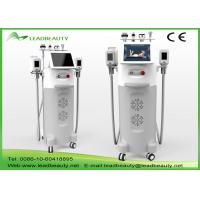Quality Beautful Cooling Cryolipolysis Fat Freeze Slimming Machine With 5 Handles wholesale