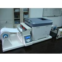 Quality CMYK 4 Color A4 Size Roll To Roll Laser Printer for Short Run Label wholesale