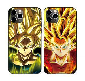 Quality Goku 3D Lenticular Flip Plastic Phone Case For Souvenir wholesale