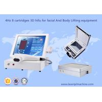 Quality 12lines 3d hifu focused ultrasound anti-wrinkle body slimming HF-300 wholesale