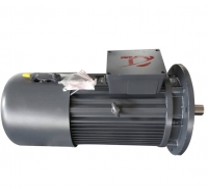 China Elevator IP55 Aluminum 13kW 4 Pole Hoist Braking Motor on sale