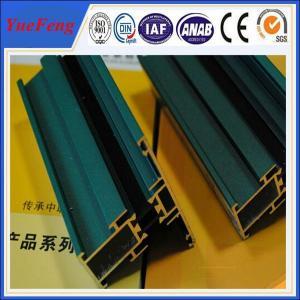 China color painting anodized aluminum extrusion profiles manufacturer,extrusion aluminium on sale