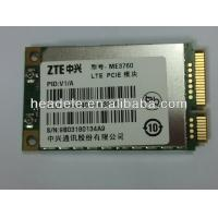 China ZTE  wireless mini pcie module 4g lte module me3760 for vechicle ,router, pad ,mid FOTA ecall on sale