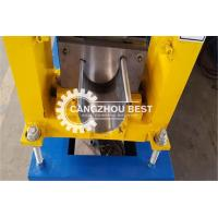 China Alumiumum Rainwater Roofing Gutter Seamless Roll Forming Machine on sale