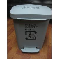 Quality step-on trash can for collect waste, Step On Wastebasket,Step On Waste Can wholesale