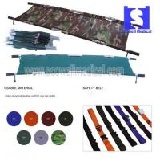 Cheap Aluminium Alloy Foldaway Stretcher,Folding Stretchers for sale