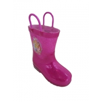 China Non Slip Pvc ODM Size 5-10 Toddler Boy Rain Boots on sale