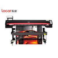 Quality Black High Speed Large Format Printing Machine For Flex Banner Easy Operation wholesale