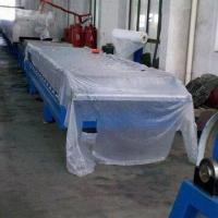 Quality Continuous PU Sandwich Panel Forming Machine with 700 to 1000mm Panel Width wholesale