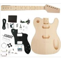 China 39 inch Telecaster DIY Electric Guitar Kits Custom Unfinished Guitar Kit AG-TL1 on sale
