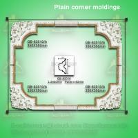 Quality Latest European style PU corner cornice moulding for home & interior decpration wholesale