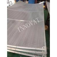 Quality 5mm thick Stainless Steel/Carbon Steel Perforated Metal Sheet (304) wholesale