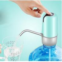 China LED Light Automatic Bottled Water Pump With One Year Warranty for sale