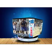 Quality Sport Stadium Cube Advertising LED Screen 160000 Pixels/㎡ Customized wholesale