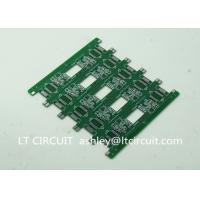 Quality Pannelized Double Layer Making Printed Circuit Boards RoHS Hot Air Solder Level wholesale