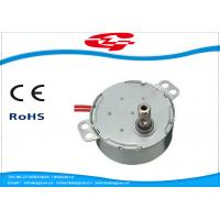 Quality High Efficiency 3W Synchron Electric Motors 2.5RPM For Air Cooler wholesale