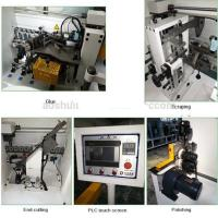 Quality Woodworking Furniture Auto Edge Banding Machine / Plywood Edge Banding Machine wholesale