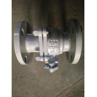 Quality API 6D 2 Inch 150LB Carbon Steel Floating Ball Valves For Water / Oil / Gas wholesale