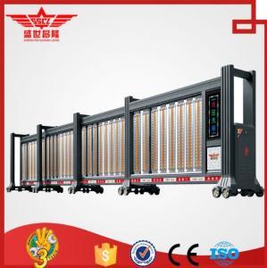 Quality Industry gate design sliding gate gate design  for company L1507 wholesale
