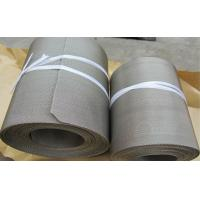 China Stainless Steel Reverse Dutch Five Heddle Weave Wire Mesh/Continuous Screen  mesh on sale