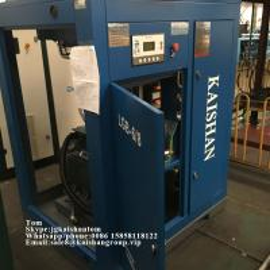 Quality 6m3 / Min 8 Bar 116 Psi Screw Air Compressor Belt Driven American Kerry Filter wholesale