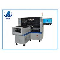 China Small Smt Pcb Mounting Machine E6T With 20 Feeder , 8 Head Smt Pick And Place Machine on sale