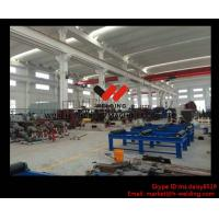 Quality Horizontal type H-beam Assembly & Welding Integrating Machine for H Beam Production Line wholesale