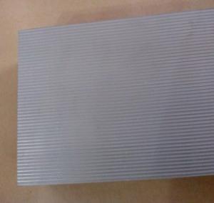 China titanium cervical plate/for filter porous titanium plate fm on sale