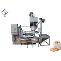 China Cold Press Small Screw Oil Press Machine Sesame Seeds Oil Extraction Press Machine on sale