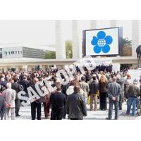 Quality Outdoor SMD P6 LED Video Walls Full Color Interactive Advertising LED Billboard wholesale