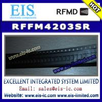 Quality RFFM4203SR - RFMD - WIDEBAND SYNTHESIZER/VCO WITH INTEGRATED 6 GHz MIXER - Email: sales009 wholesale