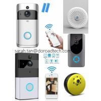 Quality Wireless Smart Video Doorbell Home WiFi Security Camera wholesale